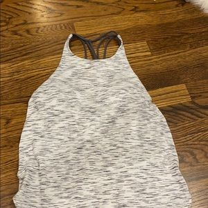 Lululemon raise the barre tank NWOT